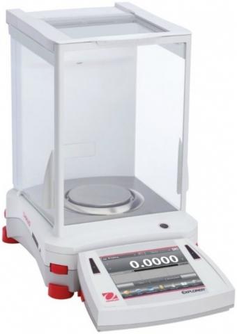 Аналитические весы OHAUS EX224/AD