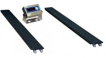 Балочные весы МП 2000 ВЕЖ(Д)А Ф-1 (1000; 1200х120) Циклоп 12С
