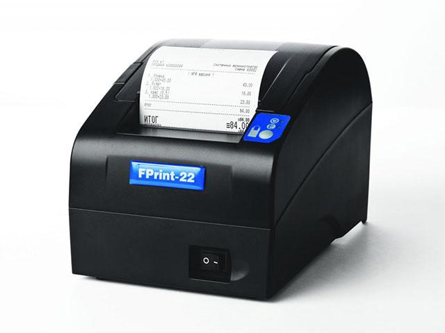Фискальный регистратор FPrint-22К