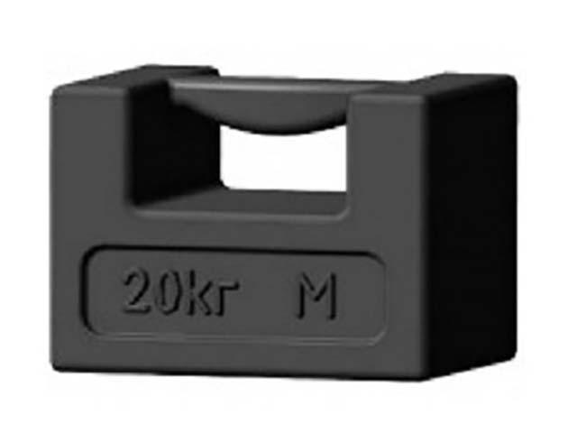Калибровочная гиря 20кг М1