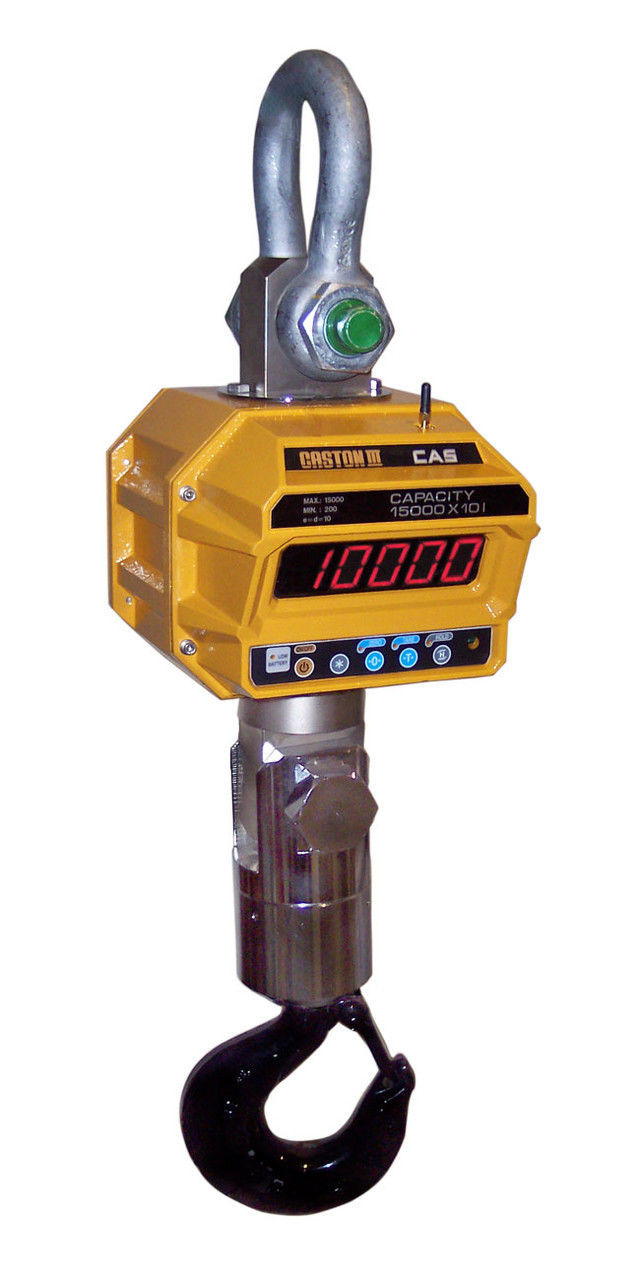 Крановые весы CAS Caston-III-30THD-RF