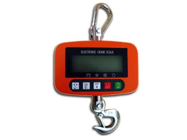 Крановые весы К 1500 ВЖА-0БЭ Металл