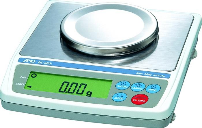 Лабораторные весы AND EK-200i