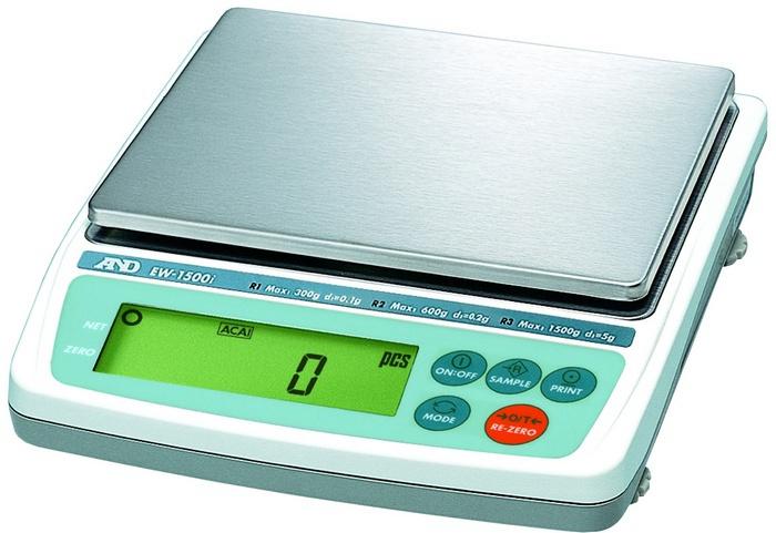 Лабораторные весы AND EK-600i