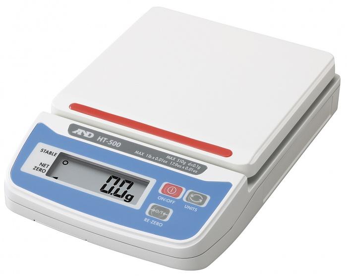 Лабораторные весы AND HT-500