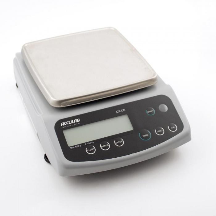 Лабораторные весы Acculab ATL-2200d2