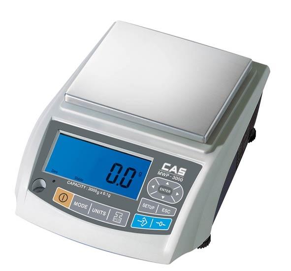 Лабораторные весы CAS MWP-600