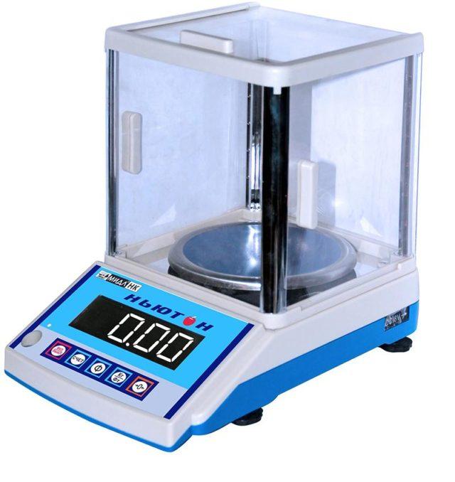 Технологические Лабораторные весы МЛ 1 В1ЖА Ньютон (0,01)