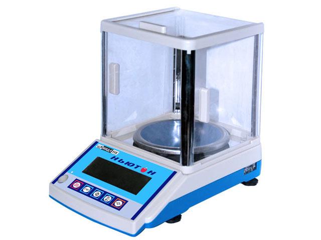 """Лабораторные весы МТ 1,5 В1ЖА-0/НК(0,01) """"Ньютон"""""""