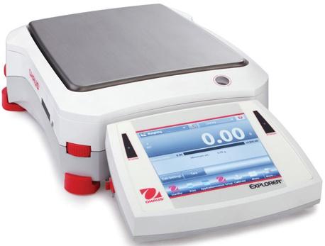 Лабораторные весы OHAUS EX2202