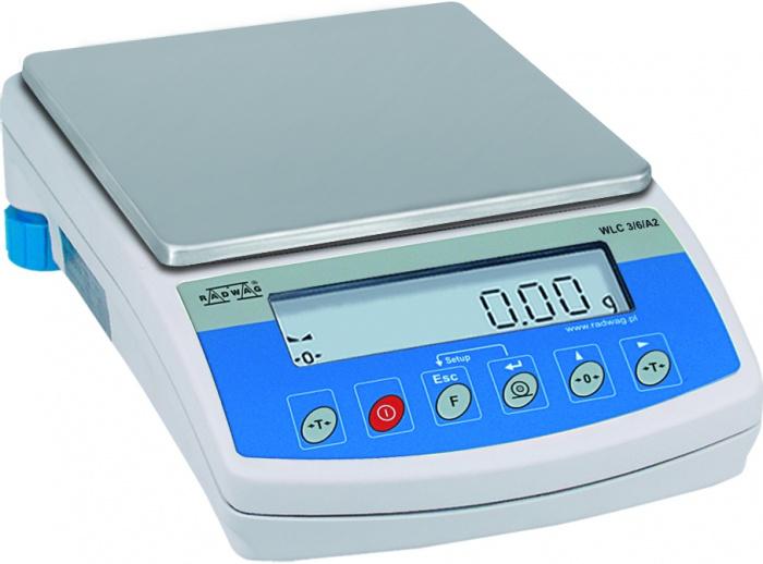 Лабораторные весы Radwag WLC 6/A2