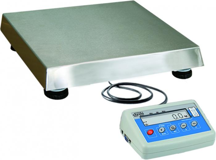 Лабораторные весы Radwag WLC 60/C2/K