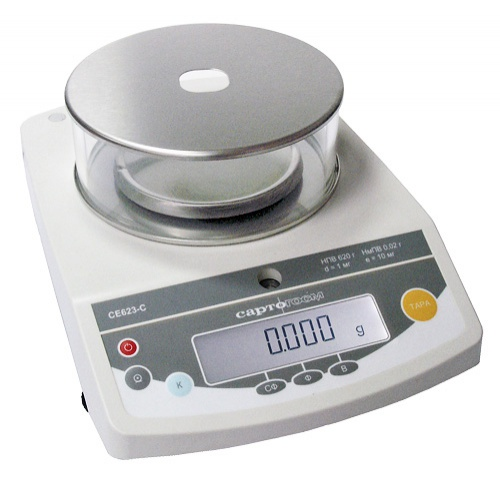 Лабораторные весы СЕ-323С