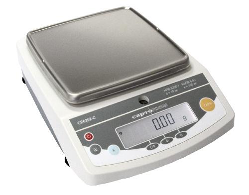 Лабораторные весы СЕ-6202