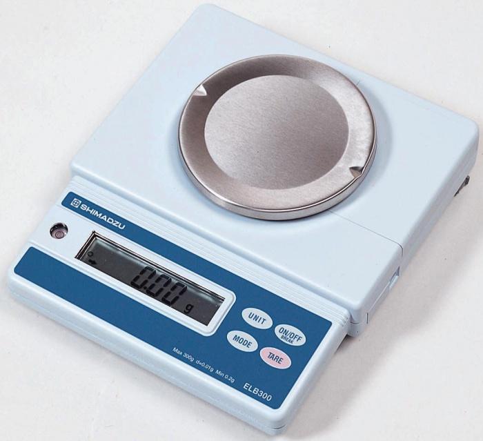 Лабораторные весы SHIMADZU ELB-200