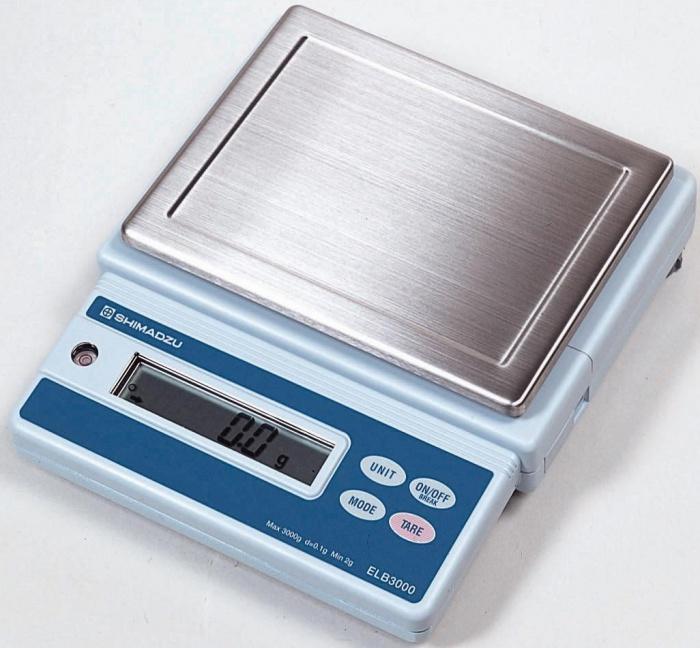 Лабораторные весы SHIMADZU ELB-600S