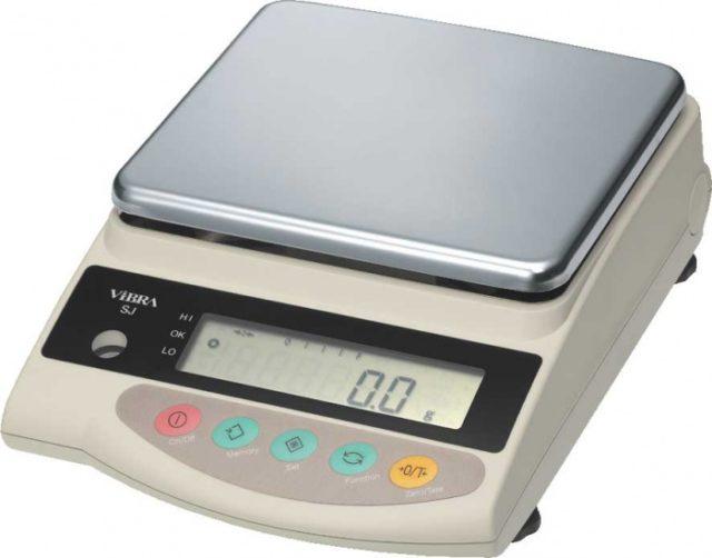 Лабораторные весы SHINKO SJ-6200CE