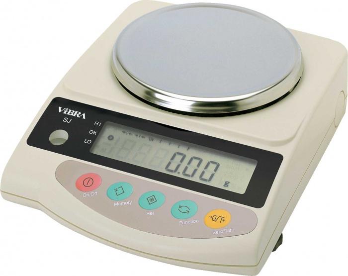 Лабораторные весы SHINKO SJ-620CE