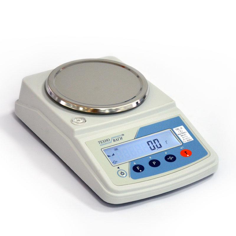 Лабораторные весы ТВЕ-2,1-0,01