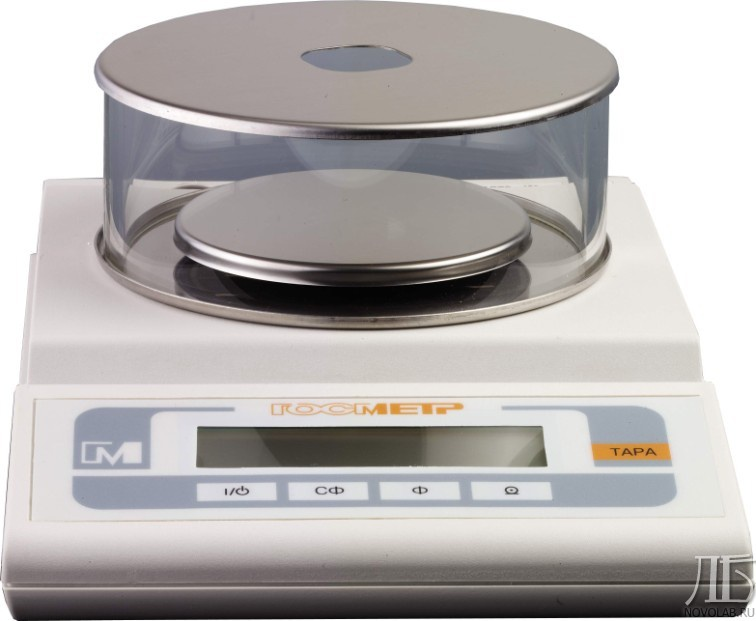 Лабораторные весы ВЛТЭ-210