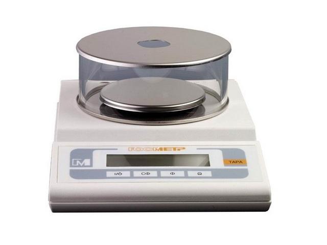 Лабораторные весы ВЛТЭ-510С