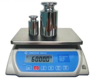 Лабораторные весы ВСН-6/0,2-3