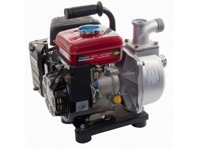 Мотопомпа DDE PN40 (бензиновая)