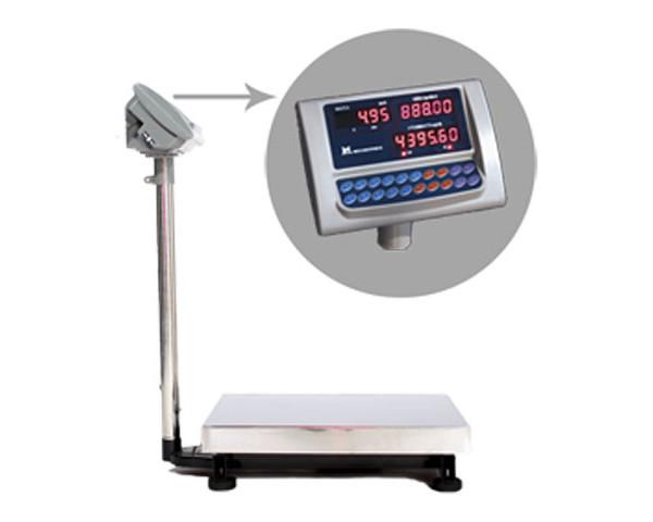 Напольные весы ВЭТ-300-3С600х800