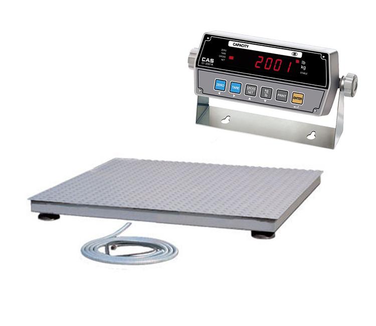 Платформенные весы 0,5СКП-1012(CI-2001A)
