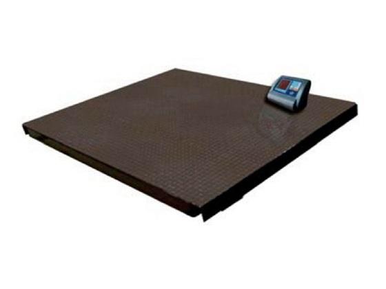 Платформенные весы МП 2000 ВЕДА Ф-1 (1000; 1200х1500) Циклоп 06