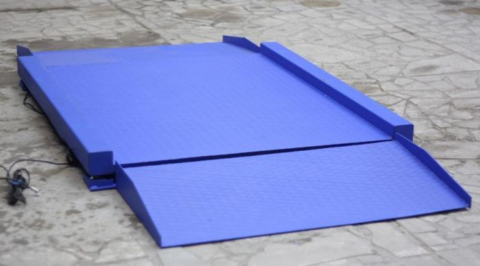Платформенные весы ВСП4-1000Н-1520