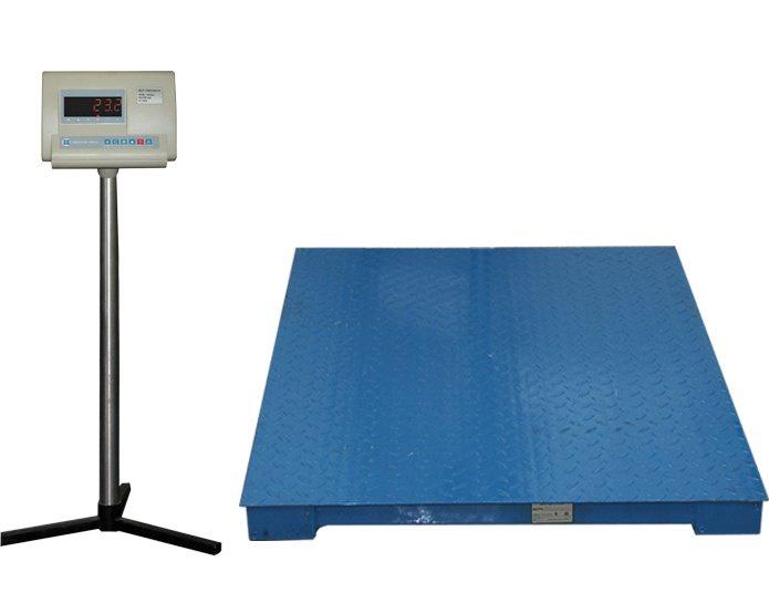 Платформенные весы ВСП4-2000А-1215