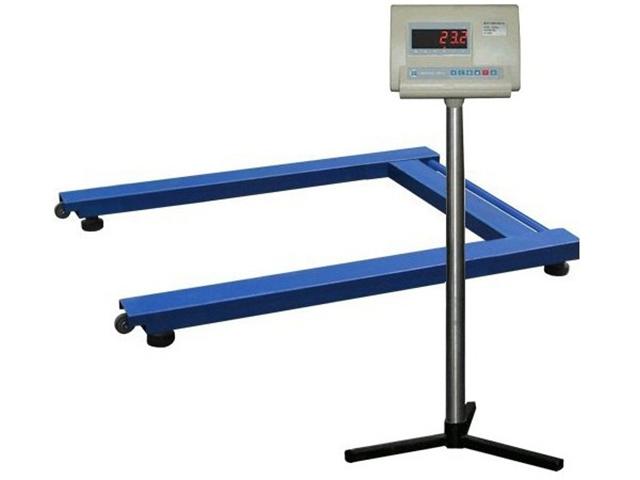 Паллетные весы ВСП4-2000П