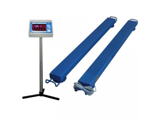 Платформенные весы ВСП4-5000С