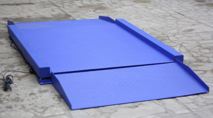 Платформенные весы ВСП4-600Н-1515
