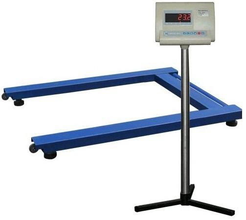Платформенные весы ВСП4-600П