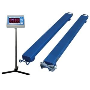 Платформенные весы ВСП4-600С