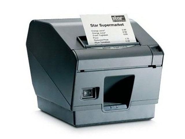 Принтер чеков Star TSP 743II Ethernet, без БП