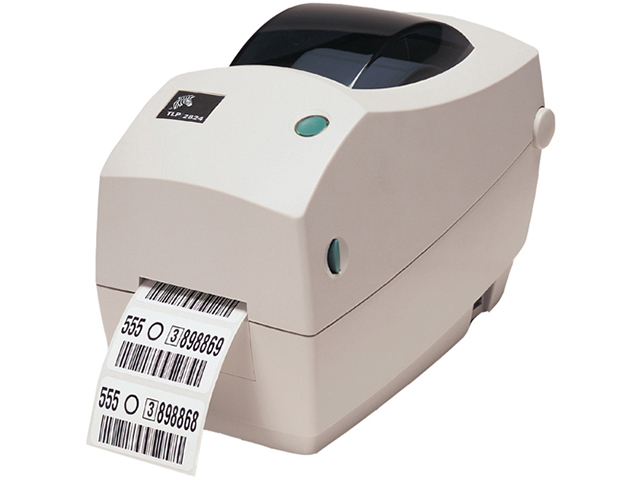 Принтеры для печати этикеток и штрих кодов Zebra TLP 2824 Plus