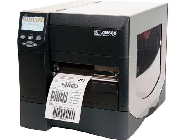 Принтеры этикеток Zebra ZM600