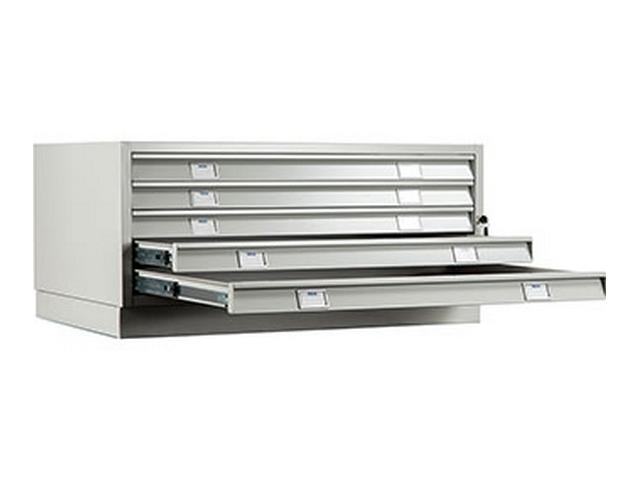 Шкаф большого формата Практик A1-05/0