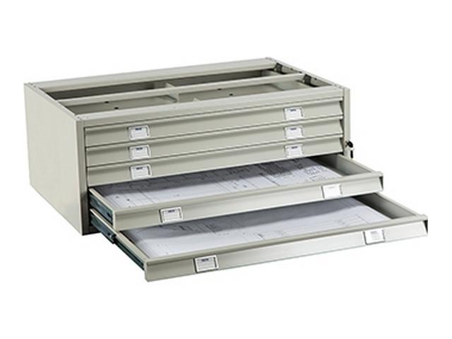 Шкаф большого формата Практик A1-05/2