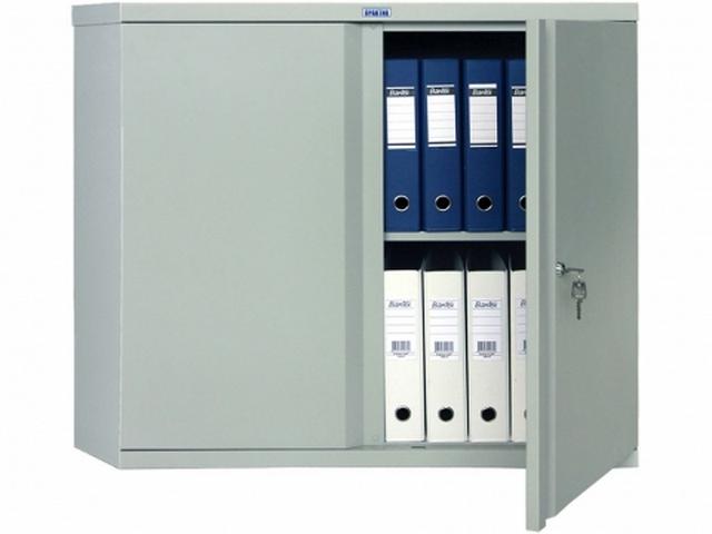 Шкаф металлический для документов Практик M-08