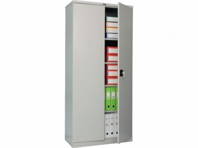 Шкаф металлический для документов Практик СВ-12