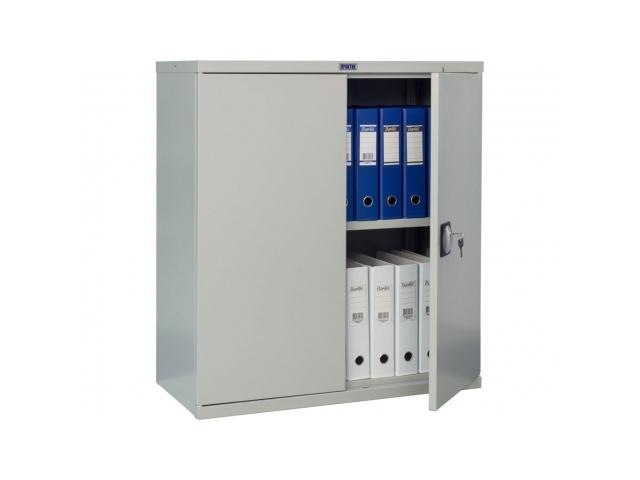 Шкаф металлический для документов Практик СВ-21