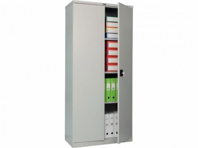 Шкаф металлический для документов Практик СВ-22