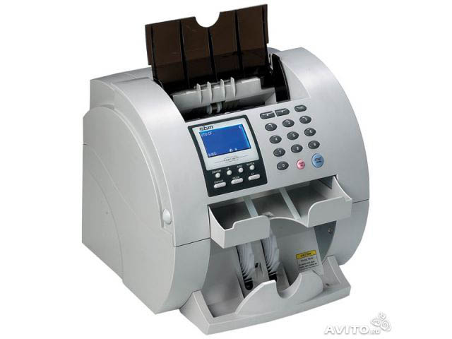 Счетчик банкнот SBM SB-1100