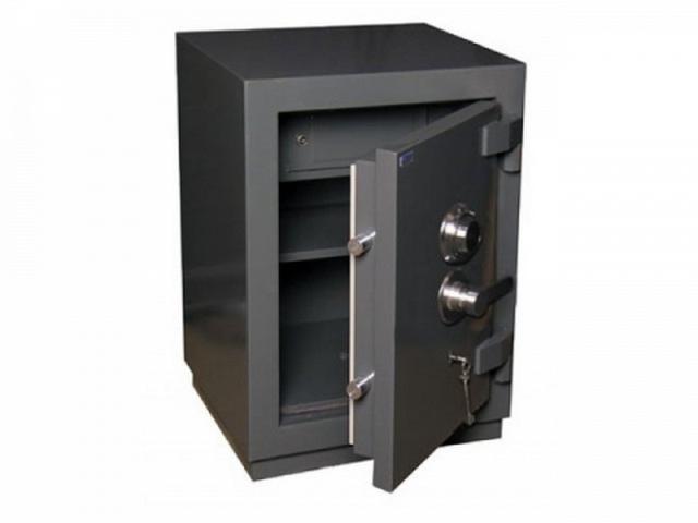 Сейф Контур ПК-10ТК (код+ключ)