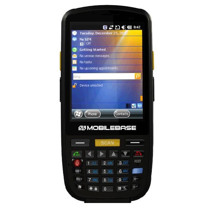 Терминал сбора данных DS3 NFC, 2D imager