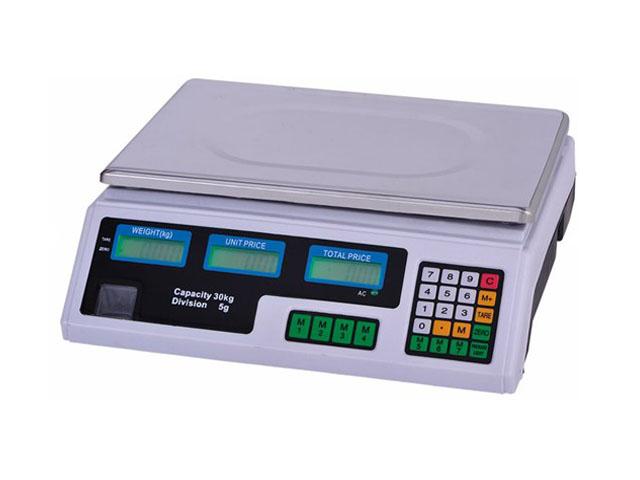 Торговые весы без стойки BP 4900 15 АБ 06